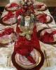 Как украсить праздничный стол?  Автор: Александр Смирнов